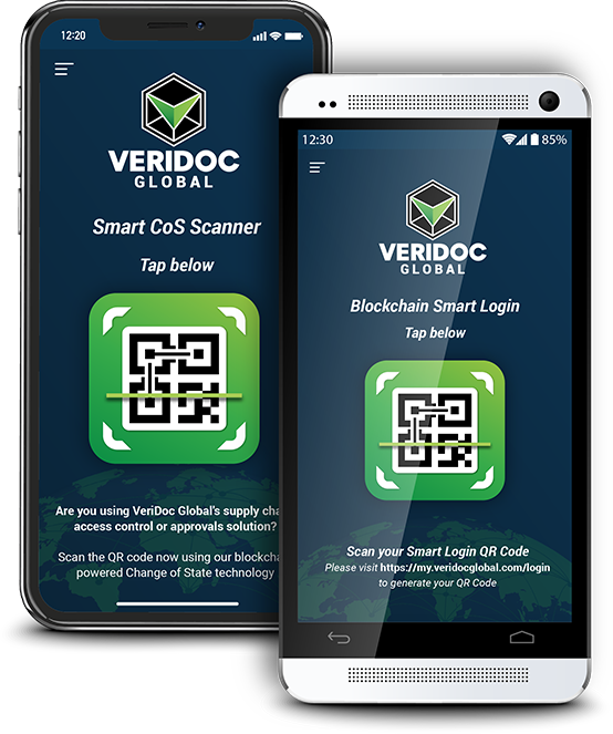 VeriDoc Smart Login